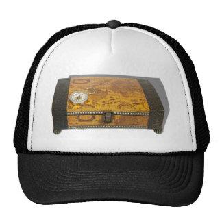 TravelBoxCompass060910Shadows Gorro De Camionero
