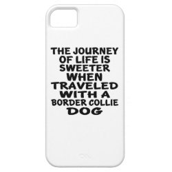 Case-Mate Vibe iPhone 5 Case with Collie Phone Cases design