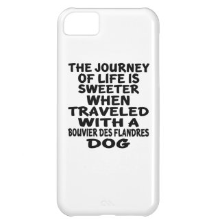 Traveled With A Bouvier Des Flandres Life Partner Cover For iPhone 5C