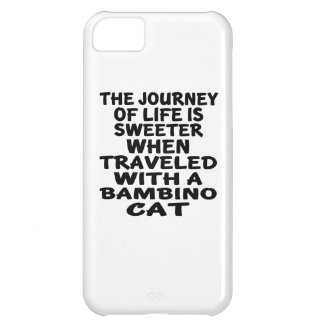 Traveled With Bambino  Cat iPhone 5C Cover