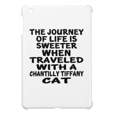 McTiffany Tiffany Aqua Traveled With Chantilly Tiffany Cat Case For The iPad Mini
