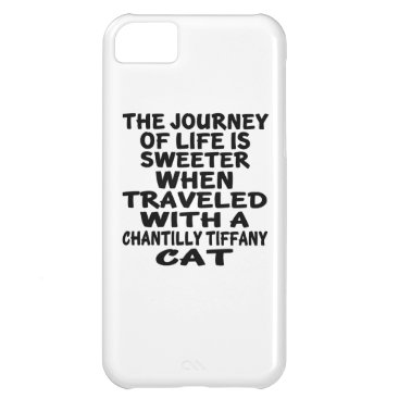 McTiffany Tiffany Aqua Traveled With Chantilly Tiffany Cat Cover For iPhone 5C