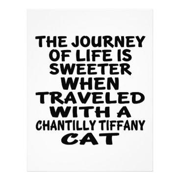 McTiffany Tiffany Aqua Traveled With Chantilly Tiffany Cat Letterhead