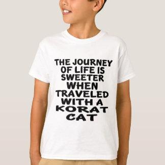 Traveled With Korat Cat T-Shirt