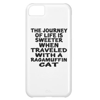 Traveled With Ragamuffin Cat iPhone 5C Case