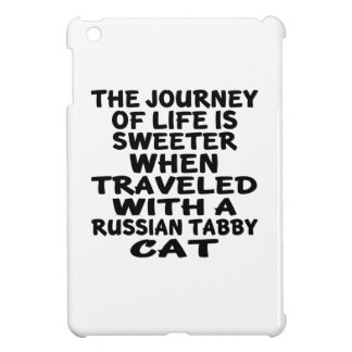 Traveled With Russian Tabby Cat iPad Mini Cover