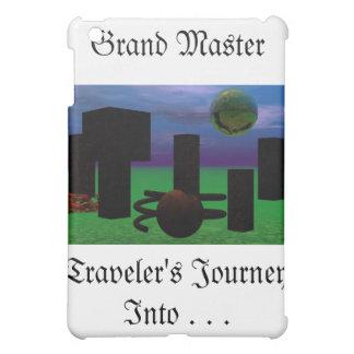 Traveler's Journey iPad case by cricketdiane