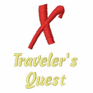 Traveler's Quest Hoodies
