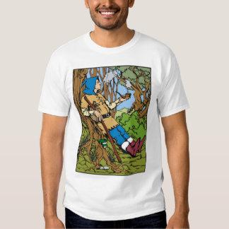 Traveler's Respite T Shirts