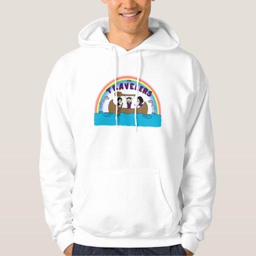 Travelers Team Rainbow Hoodie