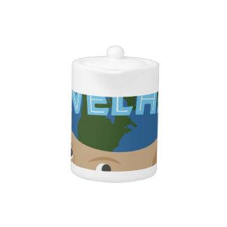 Travelhead Teapot