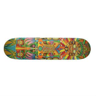 Traveling Angel Skateboard