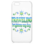 Traveling Brightens Cover For iPhone 5C