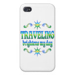 Traveling Brightens iPhone 4/4S Case