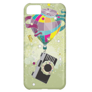Traveling Camera Case For iPhone 5C