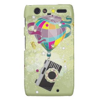 Traveling Camera Motorola Droid RAZR Covers