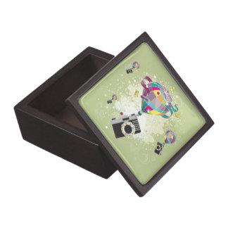 Traveling Camera Premium Gift Boxes