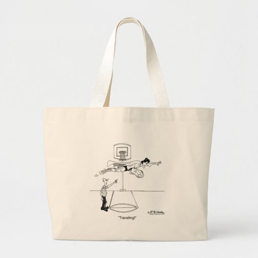 Traveling! Canvas Bags