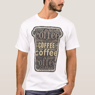 Traveling Coffee Lover T-Shirt