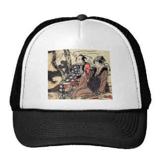 Traveling Couple Trucker Hat