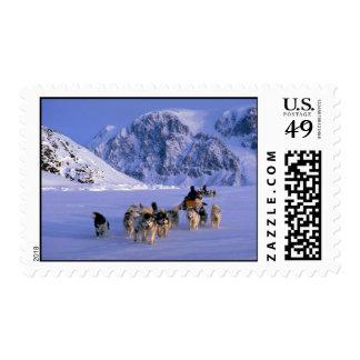 Traveling, Ellesmere Island Postage