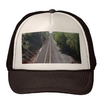 Traveling far trucker hat
