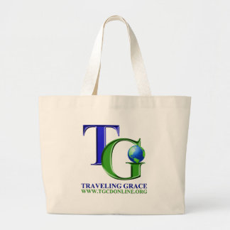 Traveling Grace Gear Tote Bag