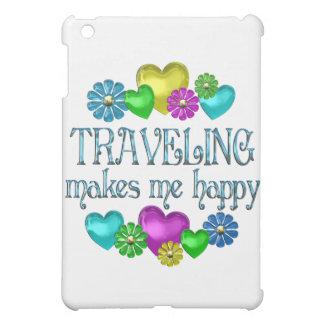 Traveling Happiness iPad Mini Cover