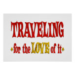Traveling Love Poster