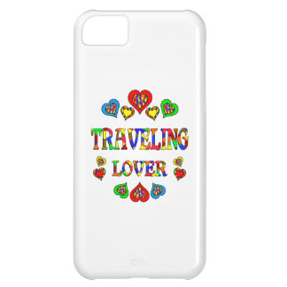 Traveling Lover Case For iPhone 5C