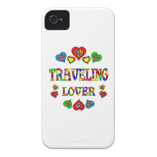 Traveling Lover iPhone 4 Covers