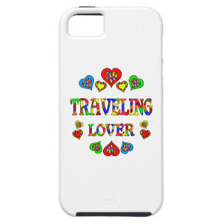 Traveling Lover iPhone 5 Covers