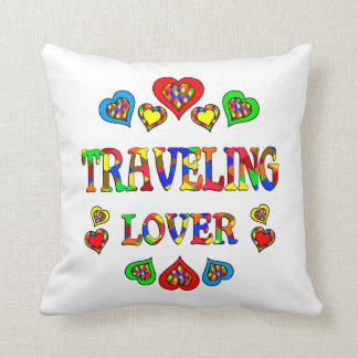 Traveling Lover Pillows