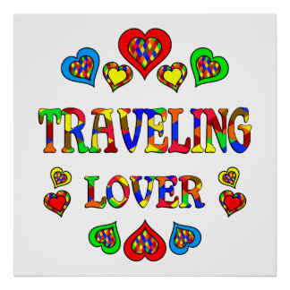 Traveling Lover Poster