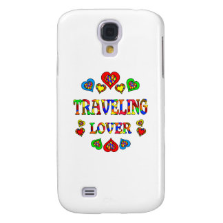 Traveling Lover Samsung Galaxy S4 Covers