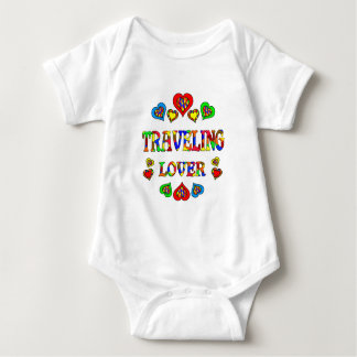 Traveling Lover T Shirt