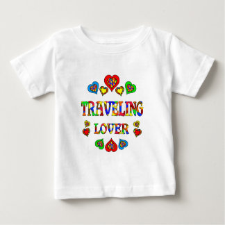Traveling Lover T-shirts