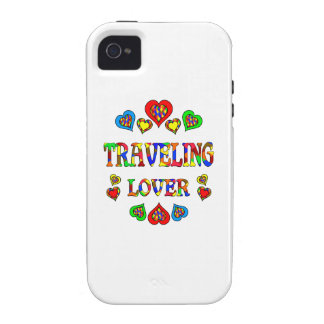 Traveling Lover Vibe iPhone 4 Case