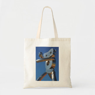 Traveling Man and Tweet Tote Bag