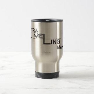 Traveling Man Commuter Mug