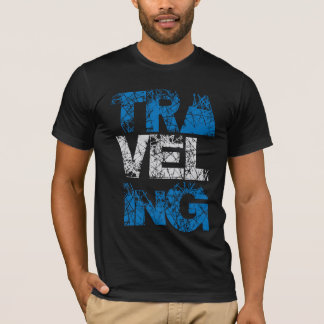 TRAVELING Man Freemason T-Shirt
