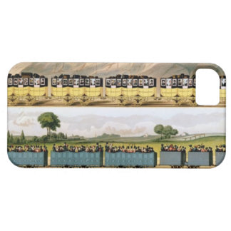 Traveling on the Liverpool and Manchester 2 iPhone SE/5/5s Case