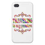 Traveling Passion iPhone 4/4S Covers