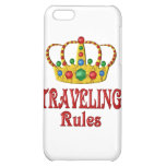 TRAVELING RULES iPhone 5C COVERS