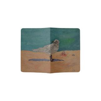 Traveling Seagull Passport Holder