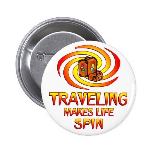 Traveling Spins Buttons