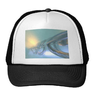 Traveling Through Time Trucker Hat