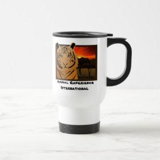 Traveling Tiger Mug