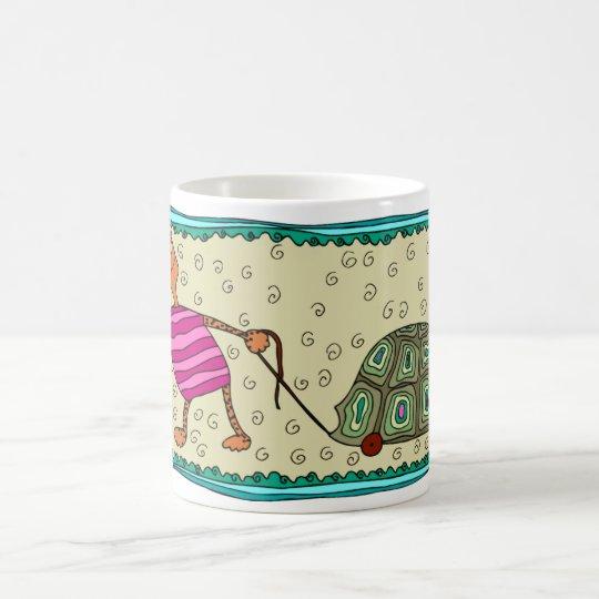 Traveling Turtle Coffee Mug