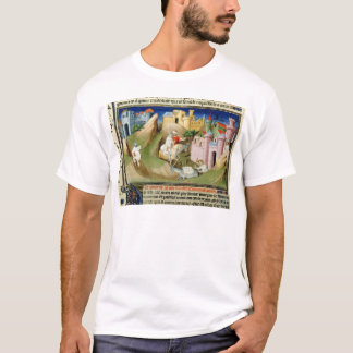 Travellers outside Peking with Odorico T-Shirt